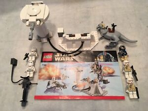 Lego Star Wars sets 7749, 8083, 8084 and 8085
