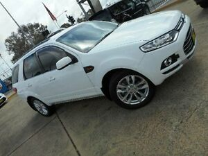 2012 Ford Territory SZ TS (RWD) White 6 Speed Automatic Wagon Belconnen Belconnen Area Preview