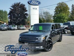 2017 Ford Flex Limited *AWD* *LEATHER* *NAV*