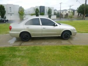 2005 Nissan Pulsar N16 MY2004 ST Gold 5 Speed Manual Sedan Beverley Charles Sturt Area Preview