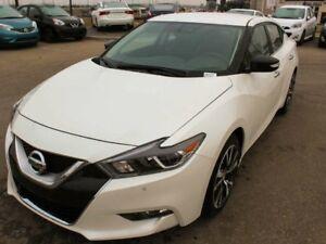 2018 Nissan Maxima SV: Navigation, RearView Monitor, 300HP 3.5L