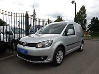 2013 VOLKSWAGON CADDY C20 1.6 TDI 102PS HIGHLINE BMT