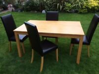new used dining tables chairs for sale in moray gumtree