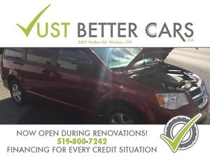 2011 Dodge Grand Caravan SE - Don't Worry Your Approved!!!
