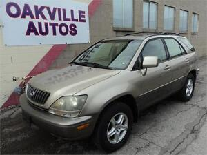 2000 Lexus RX 300 SAFETY WARRANTY INCL