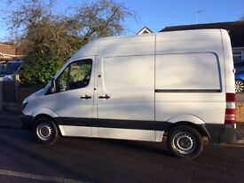 Mercedes Sprinter 310 CDI High Roof swb LOW MILEAGE White - A STEAL!