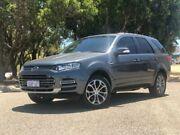 2012 Ford Territory SZ Titanium (RWD) Grey 6 Speed Automatic Wagon Maddington Gosnells Area Preview