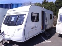2011 Lunar Lexon 530 4 Berth FIXED BED Inc a Motor Mover and PORCH AWNING. FULLY SERVICED.