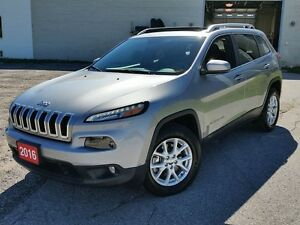 2016 Jeep Cherokee North 4x4 NAV/PANORAMIC