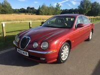 2003 Jaguar S-Type se Automatic 13 months mot drives superb