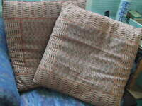 2 Bombay Co. Pillows NEW