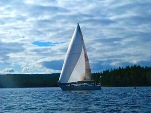Learn to Cruise/Sail with Live Aboard Lessons in Cape Breton