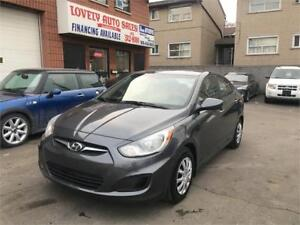 2012 Hyundai Accent GLS,sunroof,COMES WITH WINTER AND SUMMER TIR