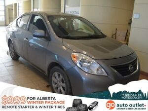 2014 Nissan Versa 1.6 SL - Auto - Backup Camera