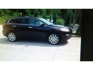 2008 Mazda CX-9 GT unlimited touring