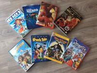 Childrens film DVDs