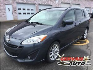Mazda MAZDA5 GT 6 Passagers A/C MAGS 2012