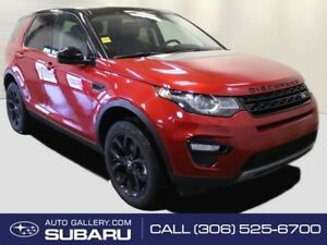 2017 Land Rover Discovery Sport HSE   FULLY EQUIPPED   AWD   LUX