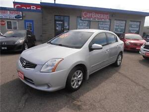 2010 Nissan Sentra 4 CYL AUTO AIR LOADED EASY CAR FINANCE