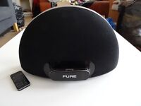 Pure Contour 200i Wireless Digital Music System with AirPlay and Docking Station Speaker