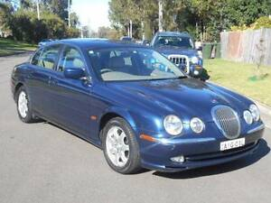 2000 Jaguar S Type Sedan Auto 3.0L Leather Luxury Smithfield Parramatta Area Preview