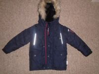 Next boys jacket 3 years,new without tags-can post