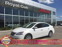 2015 Nissan Sentra S Save Thousands From Buying New!