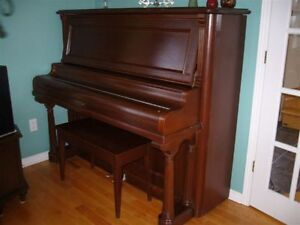 PIANO droit antique MASONS & Richs