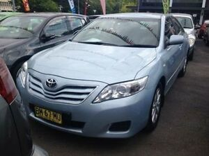 2011 Toyota Camry ACV40R 09 Upgrade Altise Silver Blue 5 Speed Automatic Sedan Braddon North Canberra Preview