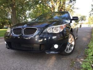 BMW 530Xi 2007 M Package automatique 132000km