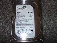 pc,1tb/1000gb sata 3.5 hard drive,