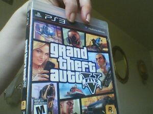 Grand Theft Auto for ps3