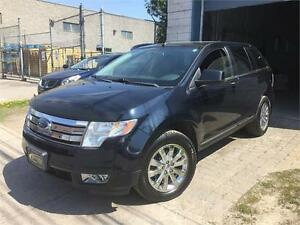 2009 FORD EDGE LIMITED***AWD+CUIR+PANORAMIQUE+MAGS CHROME***