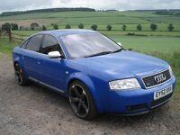 audi s6 nogaro blue 2002 340 bhp