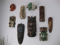 MASK collection from around the world