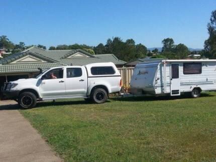 Jayco Destiny Pop Top Caravan - Negotiable Ormeau Gold Coast North Preview