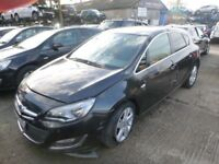VAUXHALL ASTRA - FL63ZXO - DIRECT FROM INS CO
