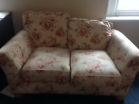 Lush two seat sofa for BARGAIN price! Selling reluctantly. DELIVERED TO YOUR DOOR
