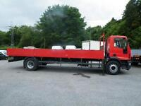2006 Iveco Eurocargo 18 ton dropside/free uk delivery