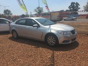 2014 Holden Commodore VF Evoke Silver 4 Speed Automatic Sedan Hidden Valley Darwin City Preview