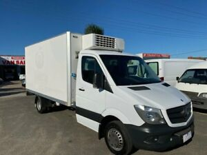 2013 Mercedes-Benz Sprinter REFIGERATED FRIDGE VAN 5 Speed Automatic Cab Chassis Carrum Downs Frankston Area Preview