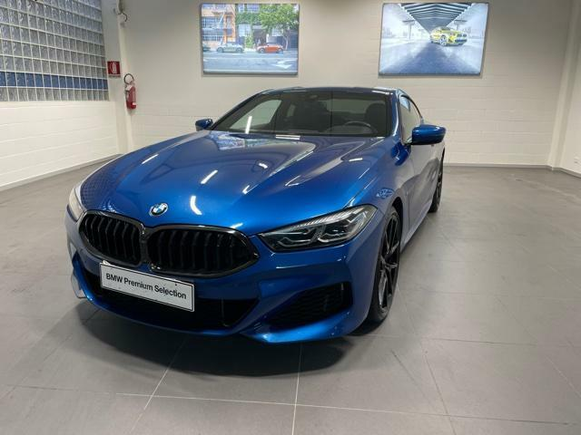 BMW Serie 8 Coupe 840 d xDrive Steptronic
