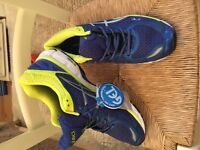 Asics Mens Gel Kayano 21 Running Trainers Blue UK9 BRAND NEW (RRP £140)