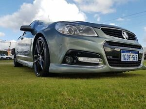 2013 Holden Ute VF SS-V Redline Prussian Steel 6 Speed Manual Utility Maddington Gosnells Area Preview