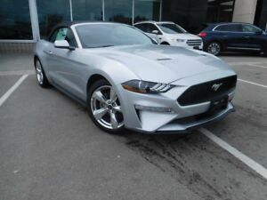 2018 Ford Mustang 2DR CONV ECO PREMIUM