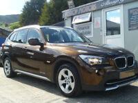 2010 BMW X1 SDRIVE 20 SE { FULL SERVICE HISTORY} FINANCE AVAILABLE ZERO DEPOSIT