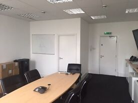 Up to 3 separate offices available for rent,Westbury Village, local amenities, great transport links