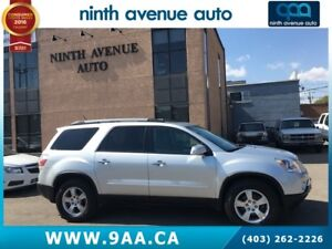 2012 GMC Acadia SLE All-wheel Drive, 7 passenger, 3.6 V6