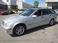 2004 Mercedes-Benz C-CLASS (GARANTIE 2 ANS INCLUS) AUTO OCCASION