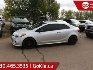 2015 Kia Forte Koup SX KOUP; LOW KMS, KEYLESS ENTRY, BLUETOOTH,